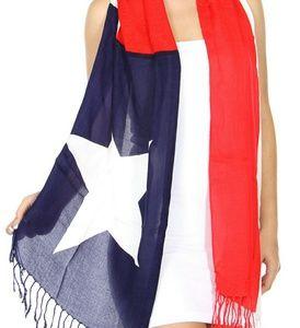 American Flag Scarf - 1